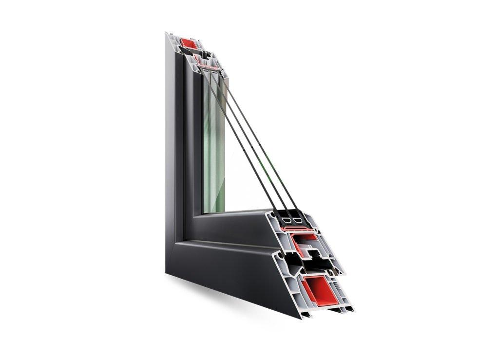 Fenêtres à Liège